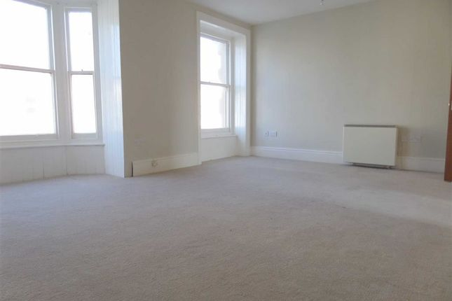 Thumbnail Flat to rent in North Parade, Aberystwyth