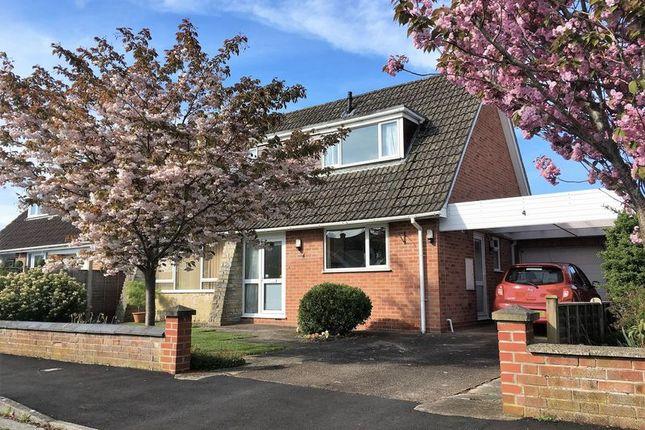 Thumbnail Detached bungalow for sale in Parkway, Ruishton, Taunton