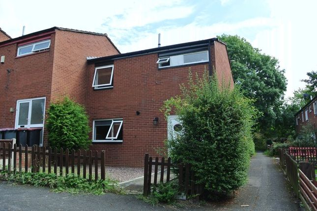 Thumbnail End terrace house for sale in Bishopdale, Brookside, Telford, Shropshire.