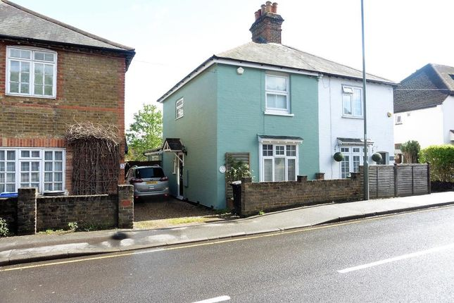Thumbnail Semi-detached house for sale in Knaphill, Woking