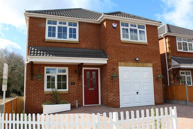 Thumbnail Detached house for sale in Eldons Drove, Lytchett Matravers, Poole