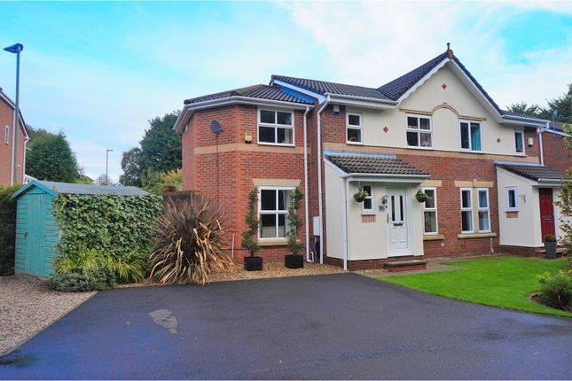 Thumbnail Semi-detached house for sale in Melling Way, Wigan