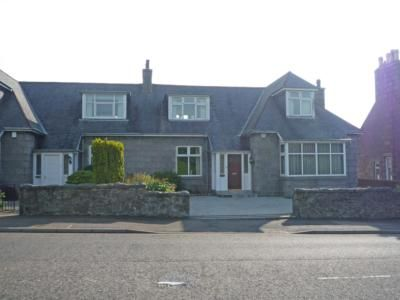 Thumbnail Semi-detached house to rent in 208 Springfield Road, Aberdeen