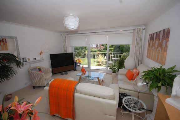 Living Room of Seafield Road, Sidmouth EX10