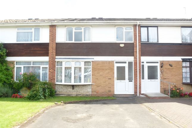 Thumbnail Terraced house for sale in Highwood Avenue, Solihull