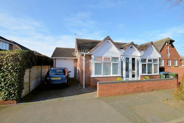 Thumbnail Detached bungalow for sale in St. Johns Road, Oldbury