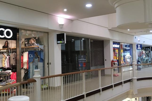Thumbnail Retail premises to let in Unit 27B Market Place Shopping Centre, Bolton