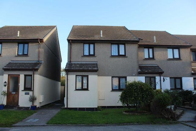 Thumbnail Property for sale in Talveneth, Camborne