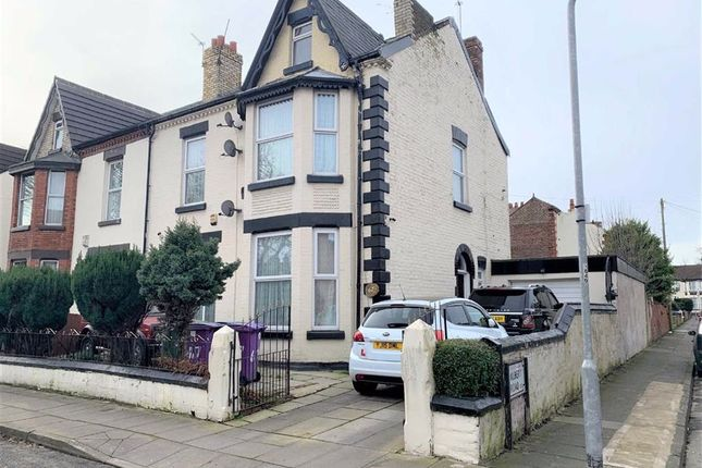 Thumbnail Semi-detached house for sale in Marlborough Road, Tuebrook, Liverpool