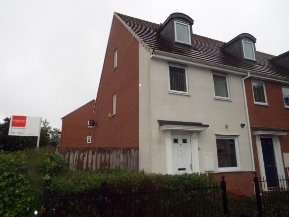 Thumbnail End terrace house for sale in Kellett Close, Washington, Tyne And Wear