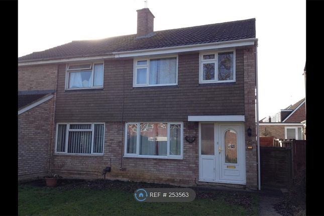Thumbnail Semi-detached house to rent in Wymans Brook, Cheltenham