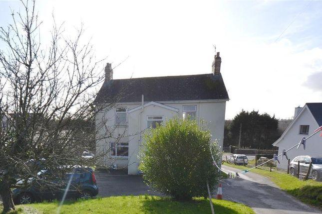 The Croft Front of Carmarthen Road, Kilgetty SA68