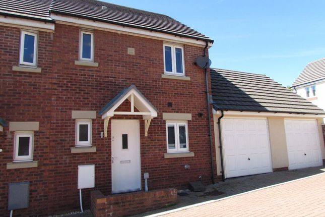 2 bed property to rent in Clos Yr Ywen, Coity, Bridgend CF35