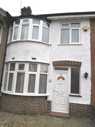 Thumbnail Terraced house to rent in Devonshire Road, Southall