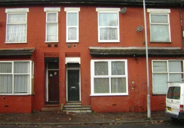 Thumbnail Terraced house for sale in Russell Street, Manchester