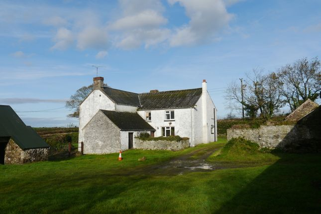 5 bed farmhouse for sale in Begelly, Kilgetty, Pembrokeshire