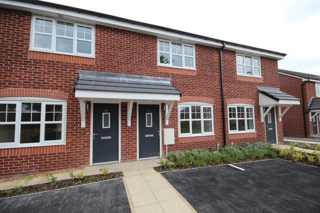 2 bed terraced house for sale in Lapwing Close, Claughton-On-Brock, Preston