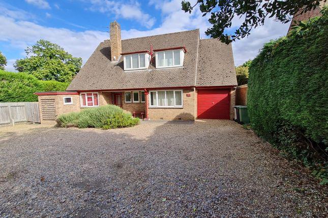 Detached bungalow for sale in Burley Road, Oakham