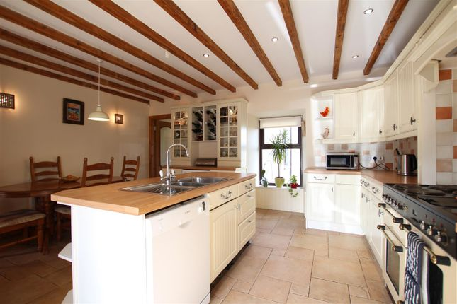 Dining Kitchen of The Farmhouse, Blacktongue Farm, Greengairs, Airdrie ML6