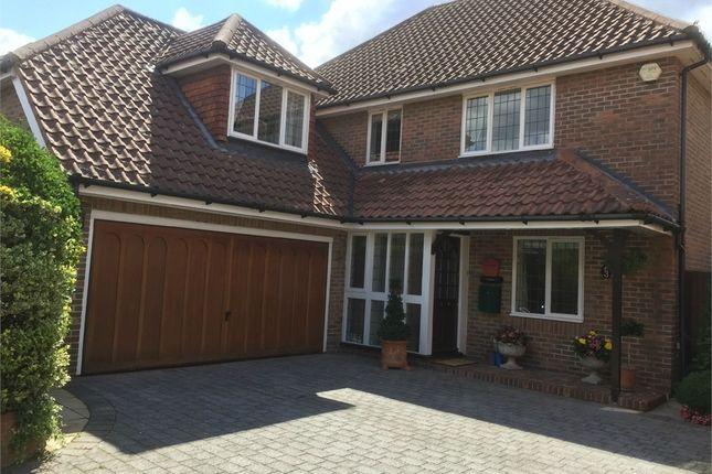 Thumbnail Detached house for sale in Marrabon Close, Sidcup, Kent