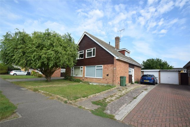 3 bed semi-detached house to rent in Rickstones Road, Witham CM8