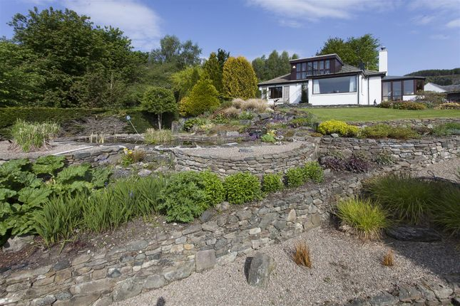 Thumbnail Detached house for sale in The Sheiling, Balghulan, Pitlochry