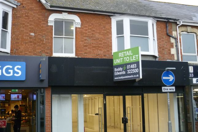 Thumbnail Retail premises to let in High Street, Burnham On Sea