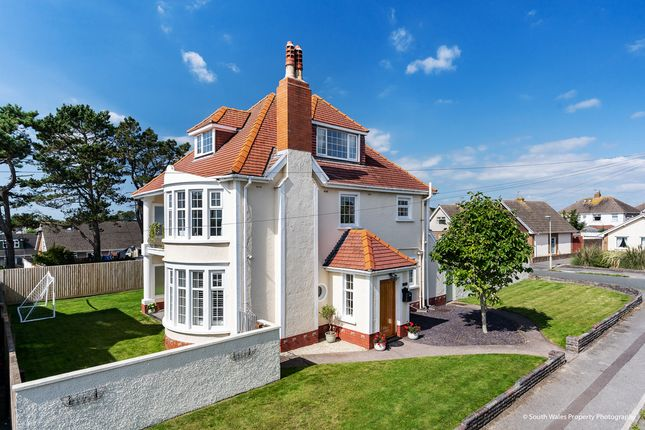 Thumbnail Detached house for sale in Westgate House, Davies Avenue, Porthcawl