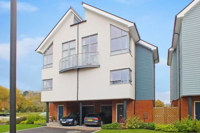 Thumbnail Semi-detached house to rent in Imperial Gardens, Hythe