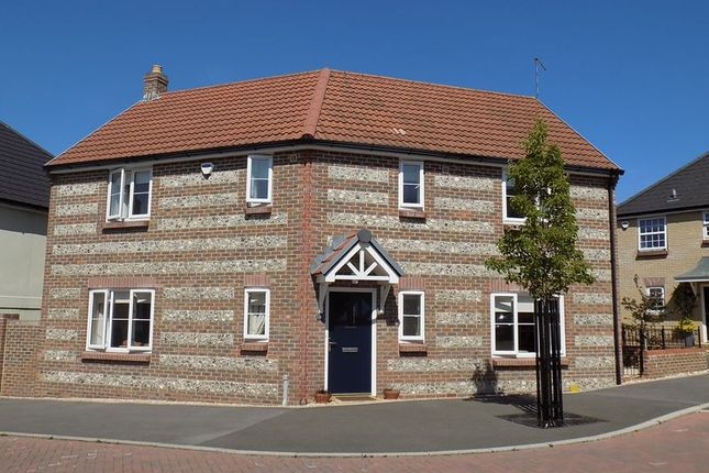Thumbnail Detached house for sale in Clouds Hill, Crossways, Dorchester, Dorset