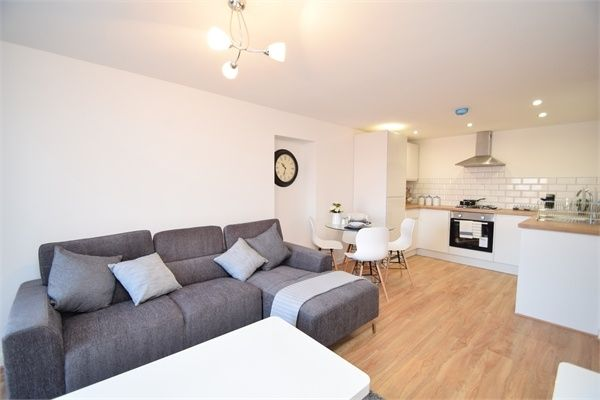 1 bed flat for sale in Apartment 9, 6-10 St Marys Court, Millgate, Stockport, Cheshire