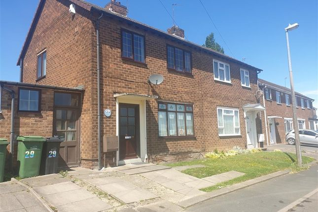 Thumbnail Semi-detached house to rent in Elm Green, Dudley
