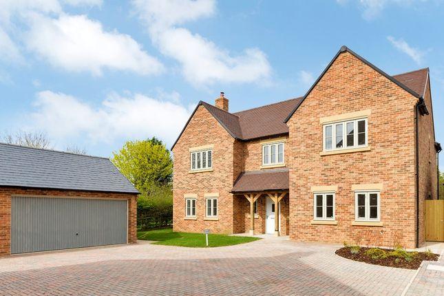 Thumbnail Detached house for sale in Devereux Close, Kineton