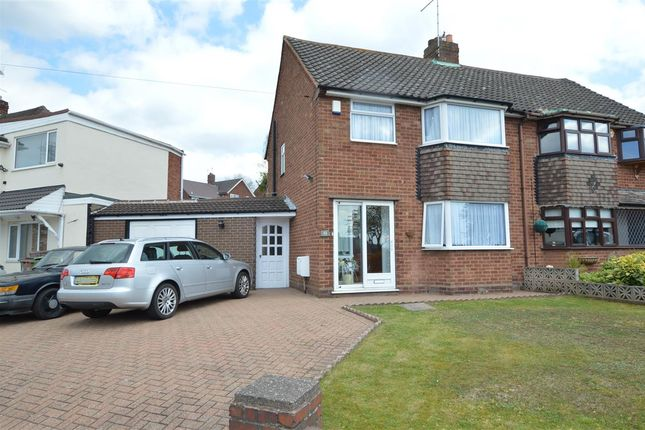 Thumbnail Semi-detached house for sale in Pomeroy Road, Pheasey, Great Barr, Great Barr