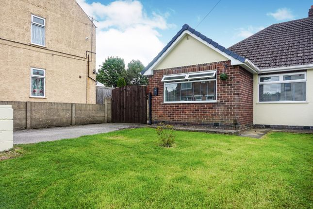 Thumbnail Semi-detached bungalow for sale in Union Street, Nottingham