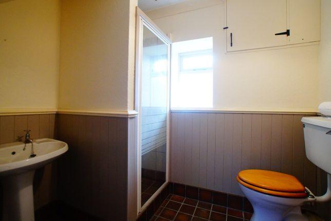 Shower Room of Bridgefoot, Workington CA14