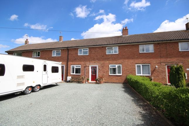 Thumbnail Terraced house for sale in Meadow Close, Stretton On Dunsmore, Rugby