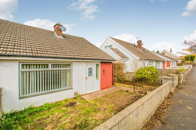 Thumbnail Semi-detached bungalow for sale in Shirdale Close, Maesycwmmer, Hengoed