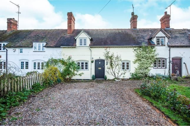 Thumbnail Terraced house for sale in College Close, Long Marston, Warwickshire