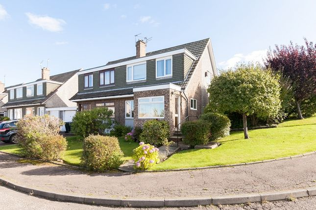 Thumbnail Semi-detached bungalow for sale in Baberton Mains Green, Baberton, Edinburgh