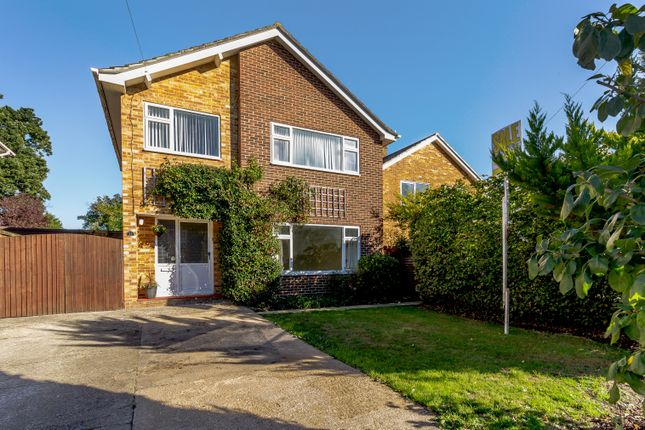 Thumbnail Detached house for sale in Cross Lane, Camberley