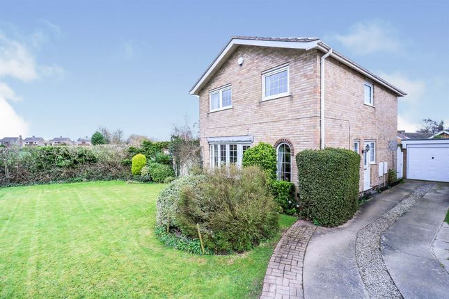 Thumbnail Detached house for sale in Miterdale, York