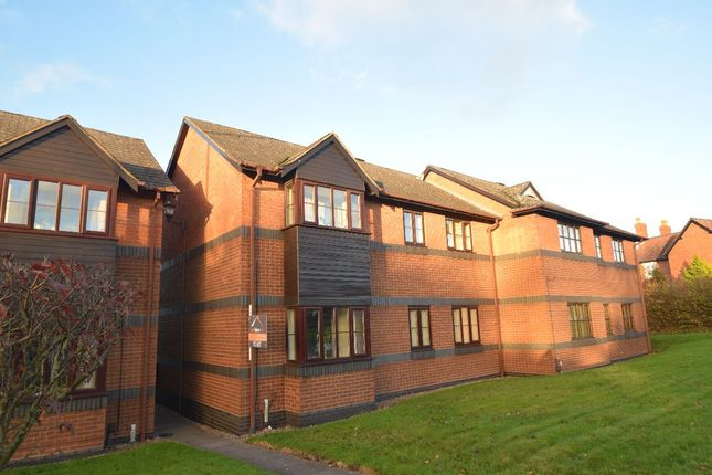 Thumbnail Flat to rent in Farmstead Court, Holyhead Road, Wellington, Telford