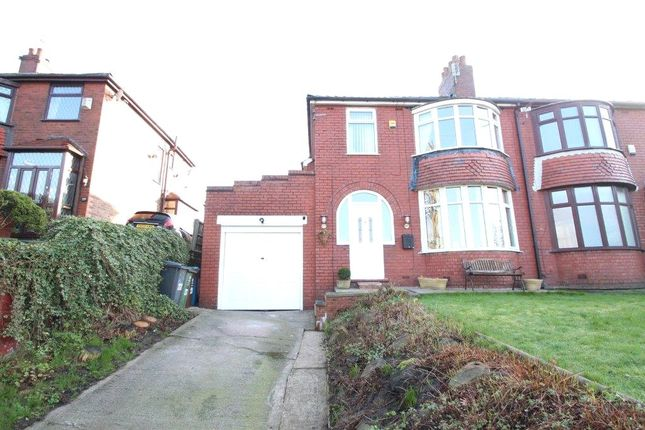 Thumbnail Semi-detached house for sale in Broadway, Chadderton, Oldham, Lancashire