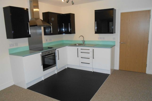 Thumbnail Flat to rent in Friars Street, Hereford
