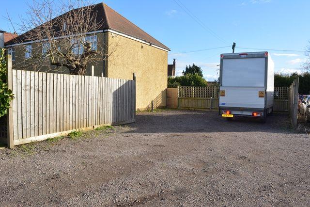 Thumbnail Land to let in Car Sales Storage Plot, High Road, Deadmans Cross