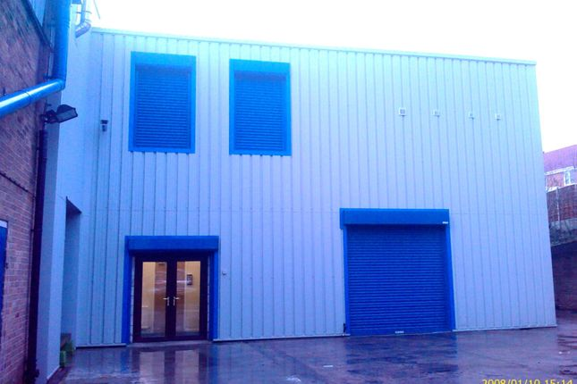 Thumbnail Warehouse to let in St Marys Industrial Park, Talbot Road, Newton, Hyde, Cheshire
