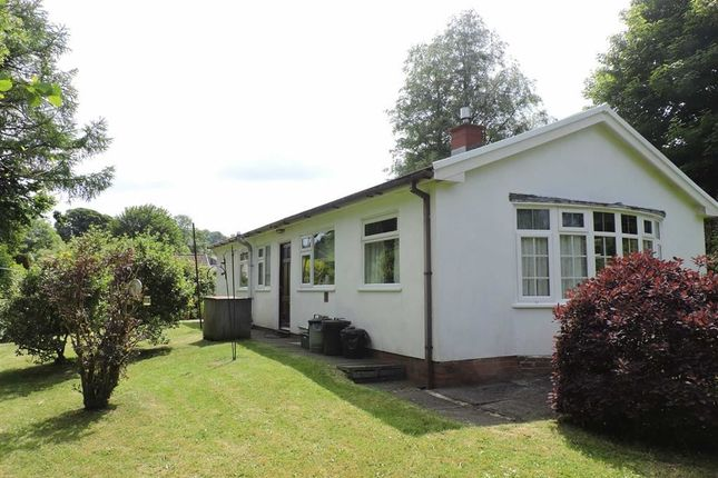 Thumbnail Detached bungalow for sale in Lampeter Velfrey, Narberth, Pembrokeshire