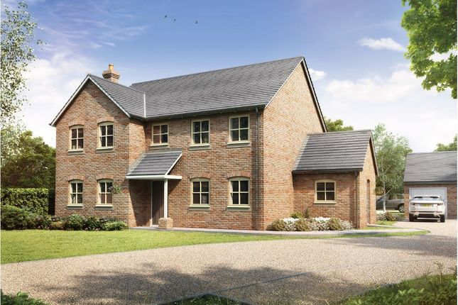 Thumbnail Detached house for sale in Old Stable Gardens, Tydd St. Giles, Wisbech