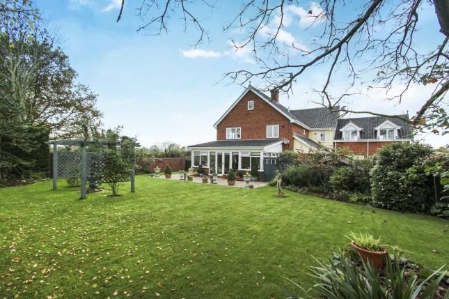 Thumbnail Detached house for sale in Gislingham, Eye, Suffolk